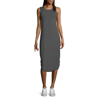 a.n.a Sleeveless Sheath Dress - Tall
