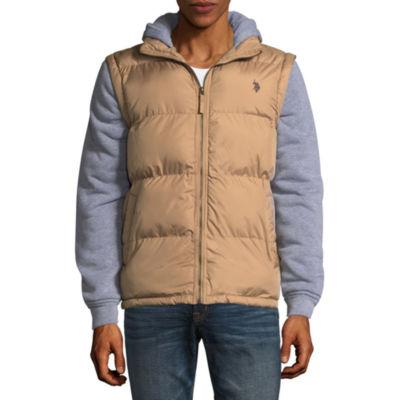 U.S. Polo Assn. Midweight Hooded Puffer Jacket