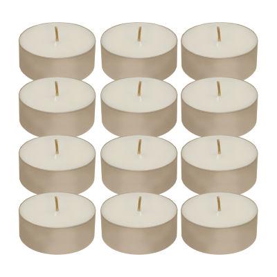 Extra Large Tea Light Candles (Set of 12)