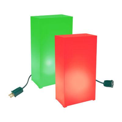 Electric Luminaria Kit- Set of 10