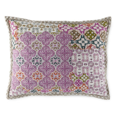JCPenney Home Kahlo Pillow Sham