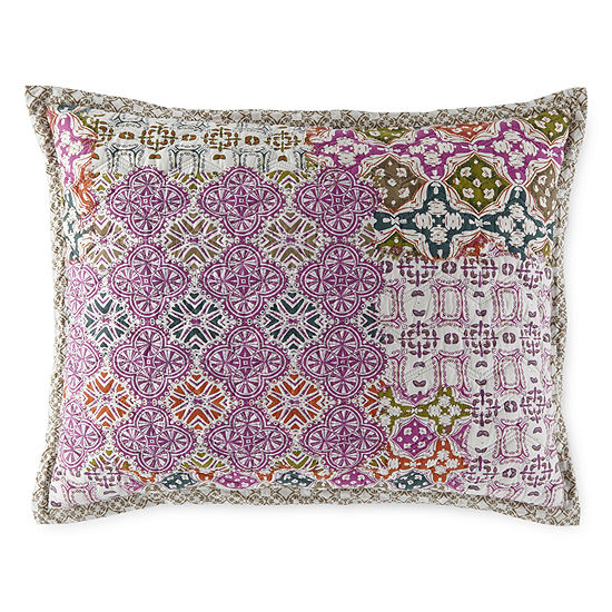 JCPenney Home Kahlo Pillow Sham