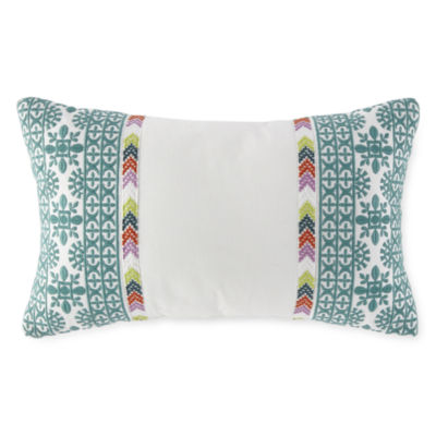 JCPenney Home Kahlo Rectangular Throw Pillow