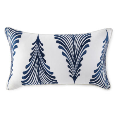 Liz Claiborne Isola Rectangular Throw Pillow