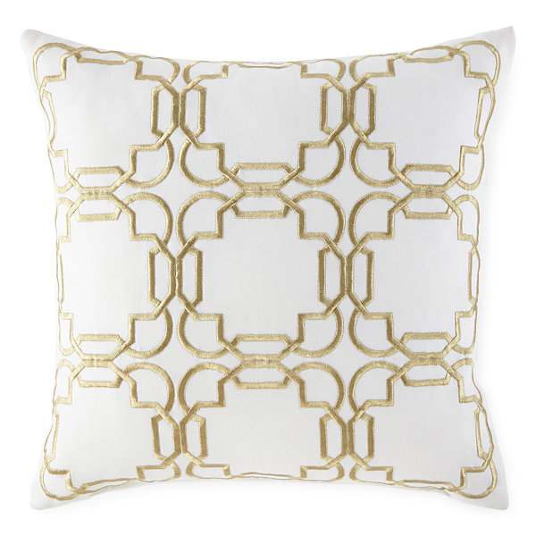 Liz Claiborne Isola Square Throw Pillow