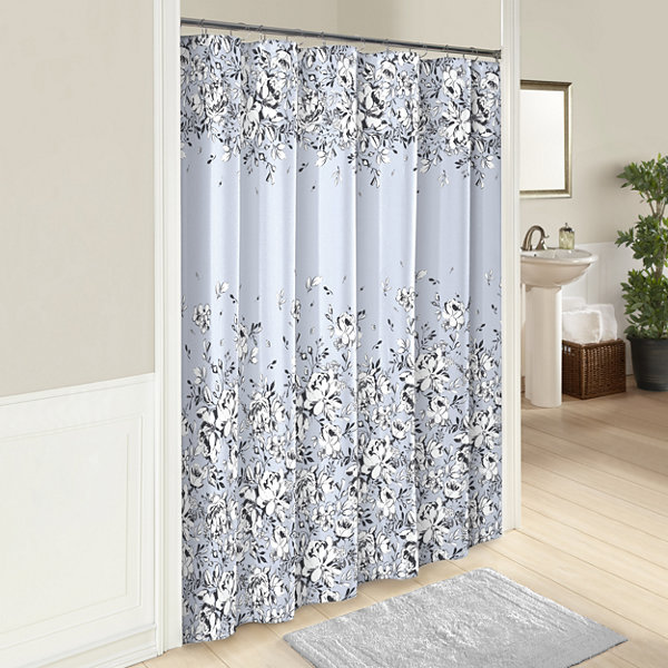 Marble Hill Danica Shower Curtain