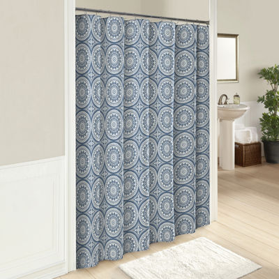 Marble Hill Harley Shower Curtain