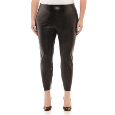 Project Runway Woven Leggings - Plus