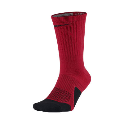 Nike® Mens Basketball Elite Crew Socks - Extended Size