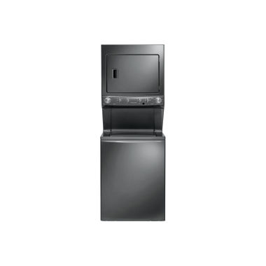Frigidaire Unitized 3.8 Cu. Ft. Washer and 5.5 Cu. Ft. Electric High Efficiency Dryer