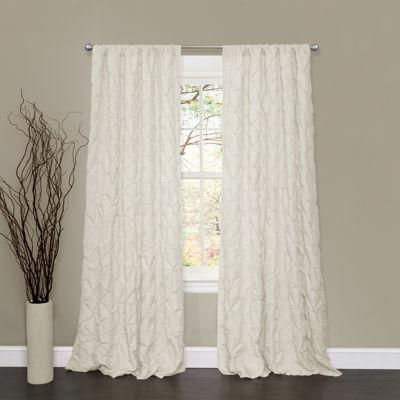Lush Decor Lake Como Curtain Panel