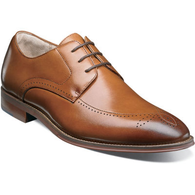 Stacy Adams Ballard Mens Oxford Shoes Lace-up