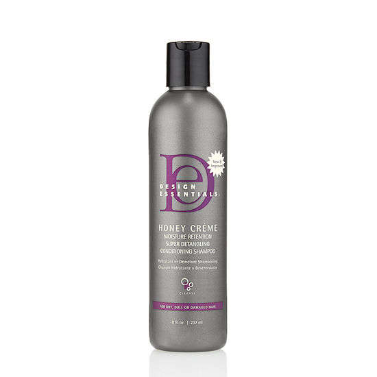 Design Essentials® Honey Crème Moisture Retention Super Detangling Conditioning Shampoo 8oz