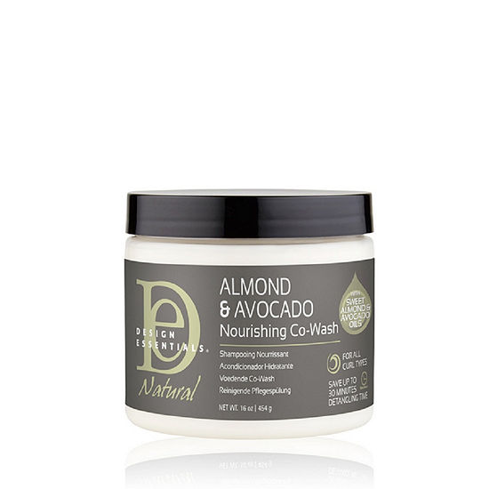 Design Essentials Natural Almond Avocado Nourishing Co Wash