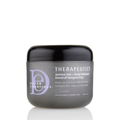 Design Essentials® Therapeutics Anti-Itch Hair & Scalp Treatment Dandruff Hairgrooming 4oz