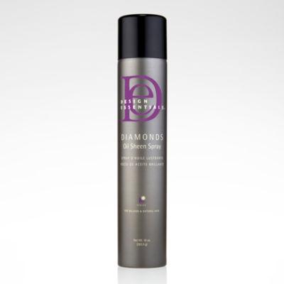 Design Essentials® Diamond Oil Sheen Spray 10oz