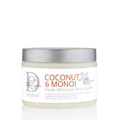 Design Essentials® Coconut and Monoi Deep Moisture Milk Souffle - 12 oz.