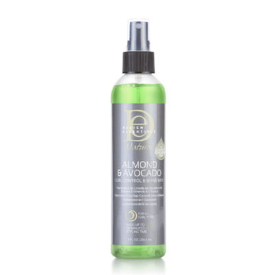 Design Essentials Natural Almond & Avocado Curl Control & Shine Styling Product - 8 oz.