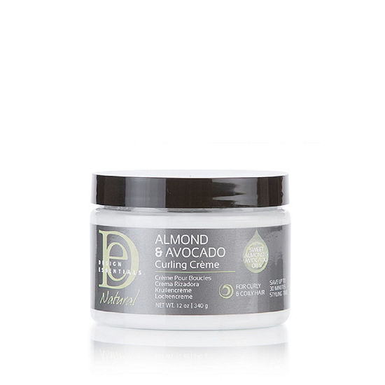 Design Essentials Design Essentials Natural Natural Almond & Avocado Curling Crème Styling Product - 12 oz.