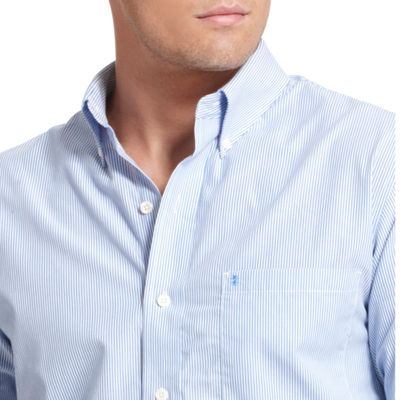 IZOD® Premium Essentials Long Sleeve Button Down Shirt