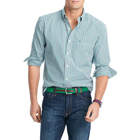 IZOD® Premium Essentials Long Sleeve Button Down Shirt