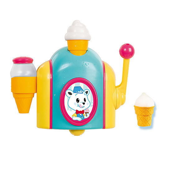 Tomy Bath Foam Cone Factory