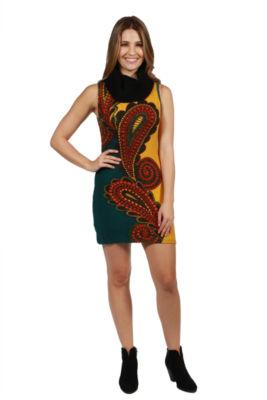 24/7 Comfort Apparel Olivia Sweater Knit Dress