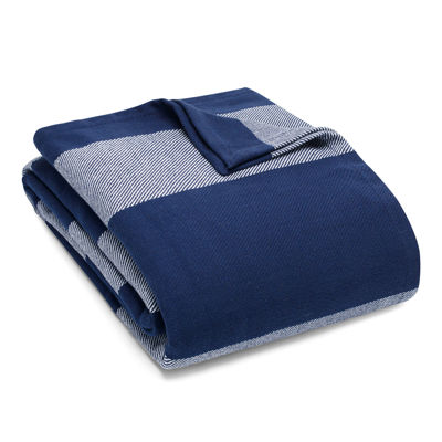 Eddie Bauer Boylston Stripe Blanket