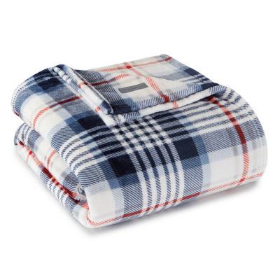 Eddie Bauer Summit Plaid Blanket