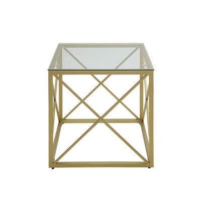 Alma Cube Accent Table