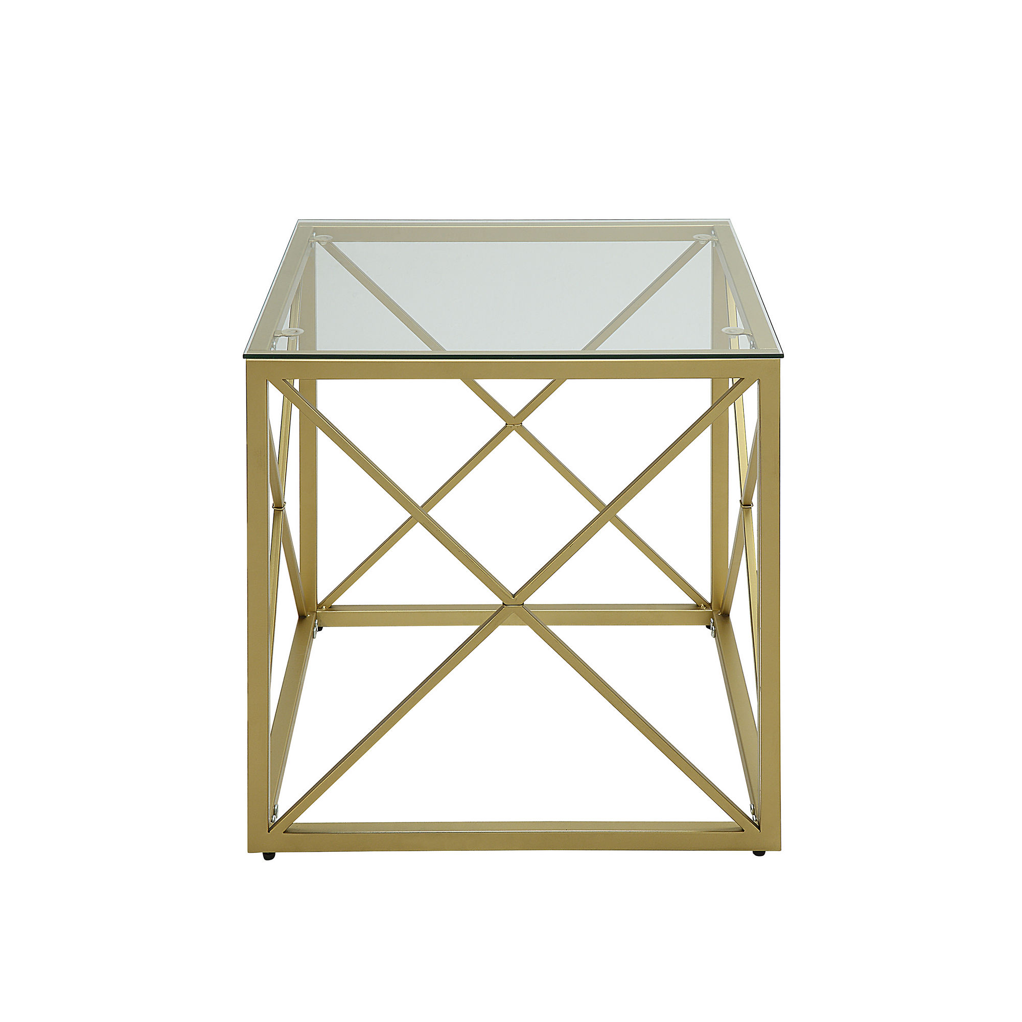 Alma Cube Accent Table