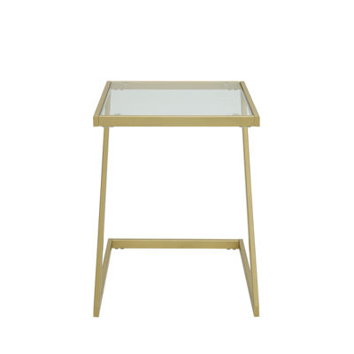 Oda Z Base Accent Table