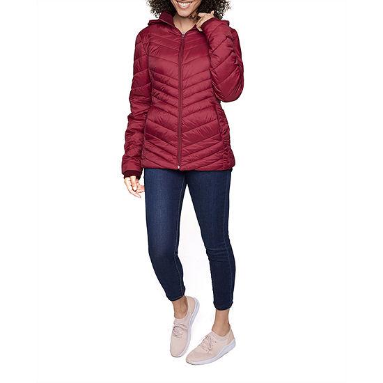 Xersion Woven Lightweight Puffer Women's Jacket (Several Colors)