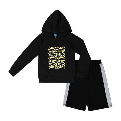 Jelli Fish 2-pc Kids Pajama Set - Boys