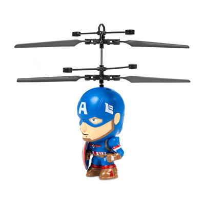 Captain America Remote Control Helicopter Figure