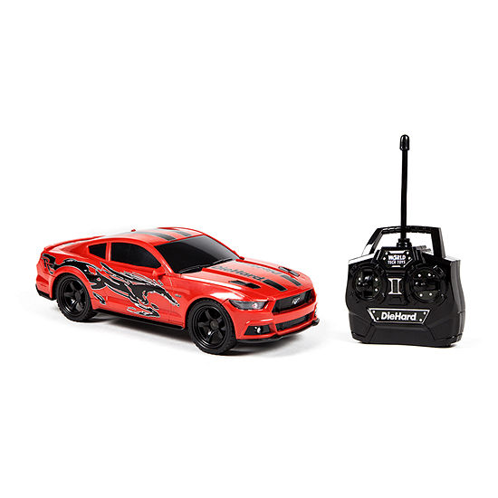 Remote Control Mustang Car
