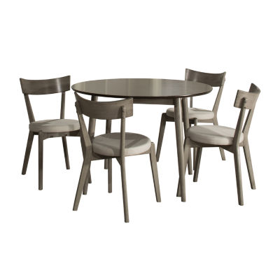 Hillsdale House Mayson 5-pc. Round Dining Set