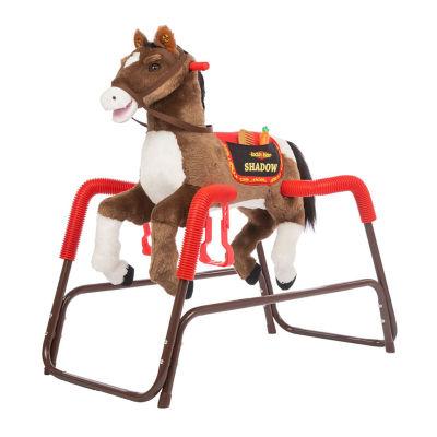 Rockin Rider Shadow Spring Horse