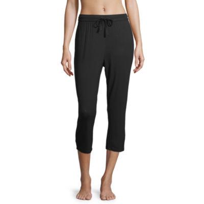 Ambrielle Womens Capri Pajama Pants