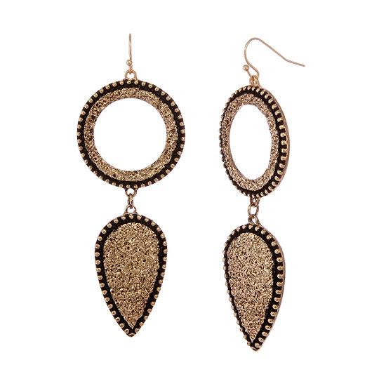 EL by Erica Lyons 1 Pair Drop Earrings