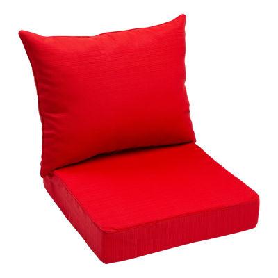 Outdoor Oasis 2-Pc. Deep Seat Patio Cushion
