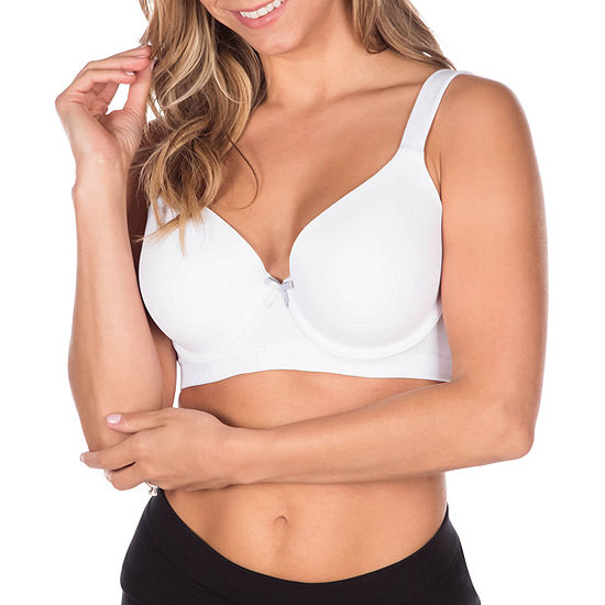 Leading Lady Underwire T-Shirt Balconette Full Coverage Bra-5224