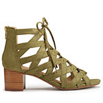 A2 by Aerosoles Womens Middle Name Heeled Sandals