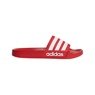 adidas Mens Adilette Cloudfoam Slide Sandals