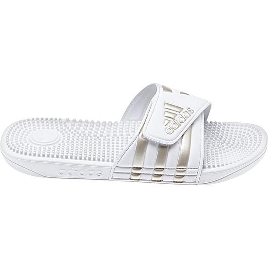 adidas Mens Adissage Slide Slide Sandals