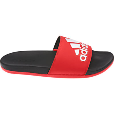 adidas Mens Adilette Comfort Slide Slide Sandals