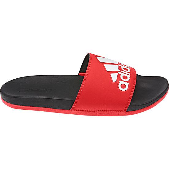 7ba3cc231d1c adidas Mens Adilette Comfort Slide Slide Sandals - JCPenney