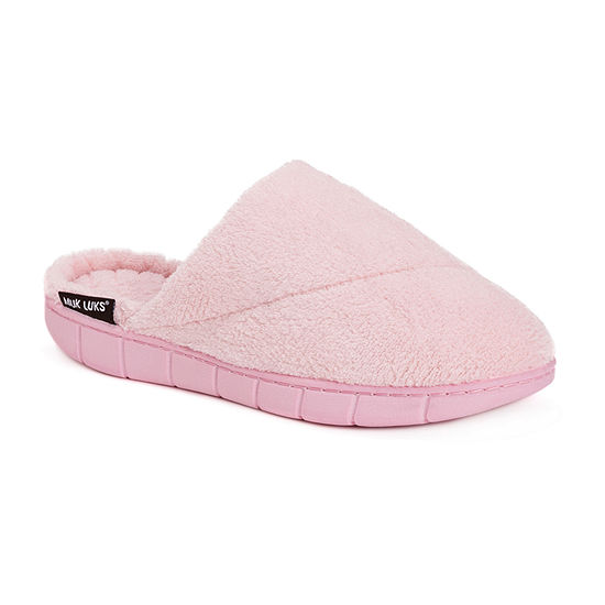 Muk Luks Gretta Womens Slip-On Slippers