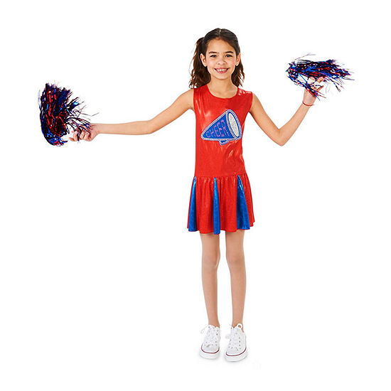 Buyseasons Cheer Team Child Costume Girls Costume