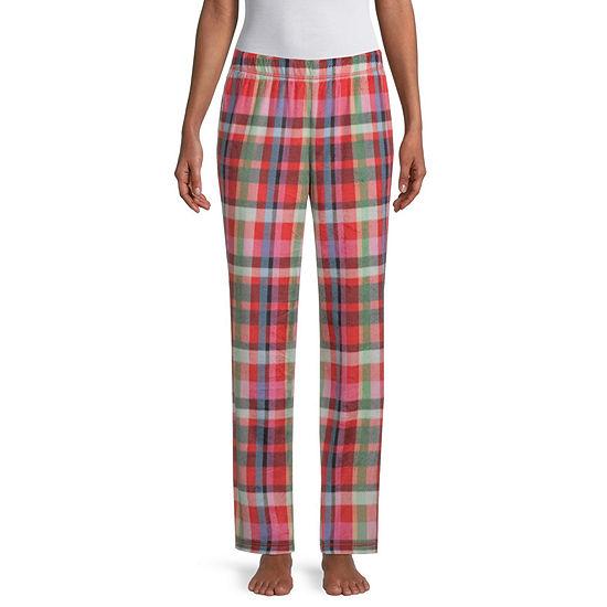 Sleep Chic Womens Fleece Pajama Pants
